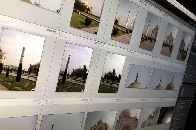 India Photos in Adobe Lightroom Classic CC